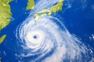 台風の安定性